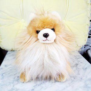 GUND Boo Worlds Cutest Dog Buddy Pomeranian Plush